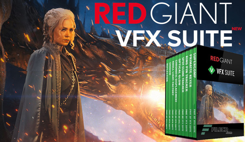 Red Giant VFX Suite Free Download - AppsHud